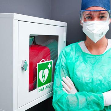 Garda Odontoiatria   Defibrillatore